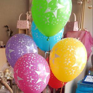 Ballon Ballonnen tafeldecoratie verjaardag jaar bloem Sint-Truiden Hoeselt
