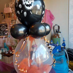 Ballon Ballonnen halloween Sint-Truiden Hoeselt
