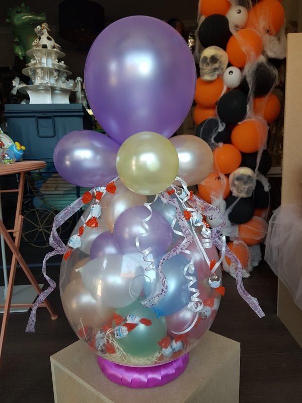 Ballon Ballonnen geschenk malteser pastel verjaardag Sint-Truiden Hoeselt
