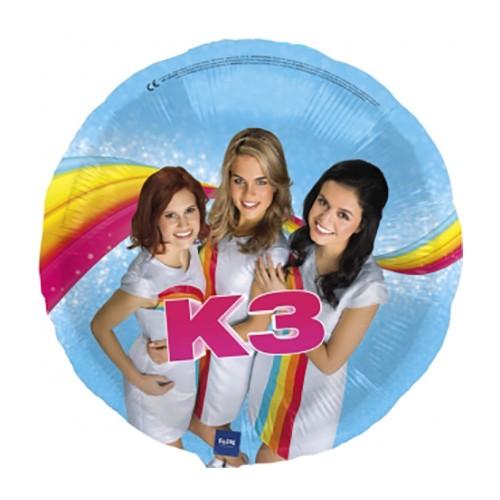 Ballon Ballonnen geschenk decoratie K3 Sint-Truiden Hoeselt