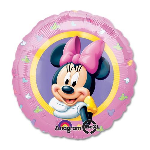 Ballon Ballonnen geschenk decoratie minnie Sint-Truiden Hoeselt