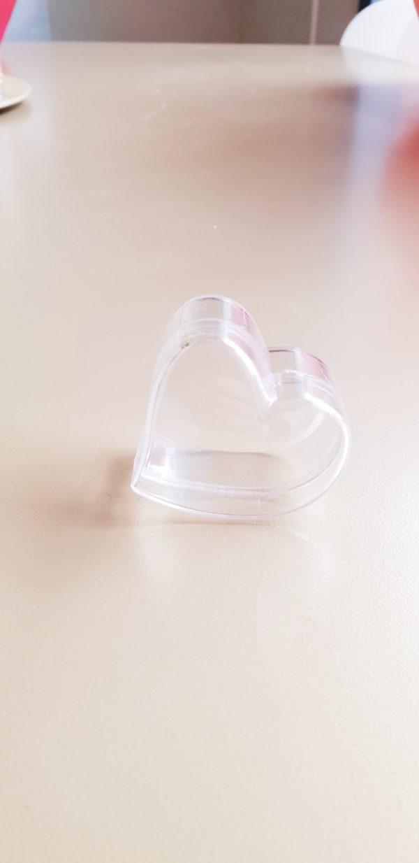 doopsuiker bedankjes geboorte huwelijk babyborrel sint-truiden hoeselt rechthoekige plexidoos